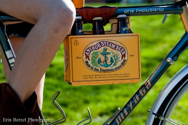 Six Pack Bicycle Frame Cinch