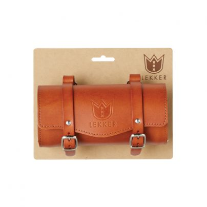 Leather Saddle Bag – Honey