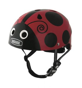 Ladybug Little Nutty Kids Helmet