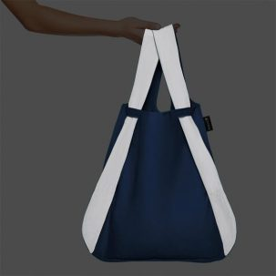 notabag reflective blue