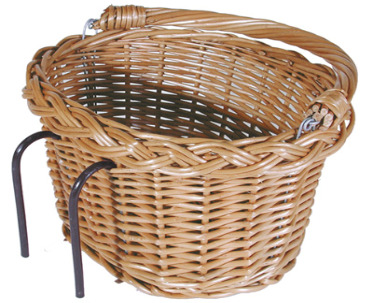 Wicker Basket Kids Oval