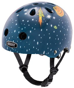 Outer Space Baby Nutty Helmet