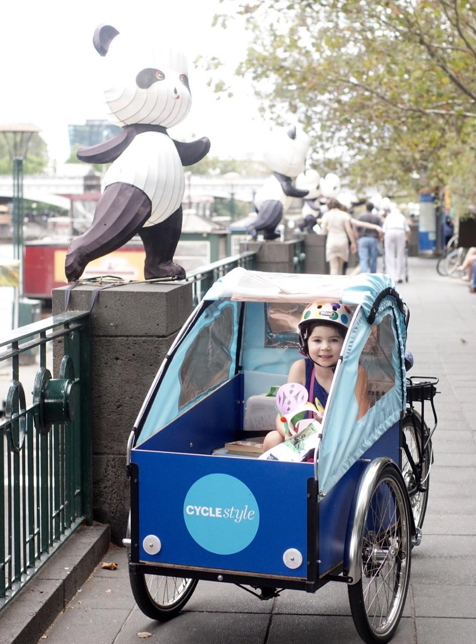 Cyclestyle cargobike
