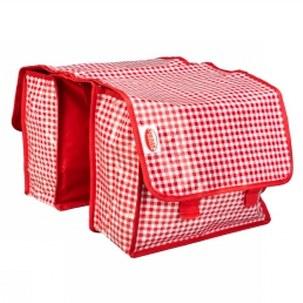 Kitsch Kitchen check red
