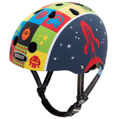Space Cadet Little Nutty Kids Helmet