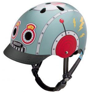 Tin Robot Nutcase Helmets