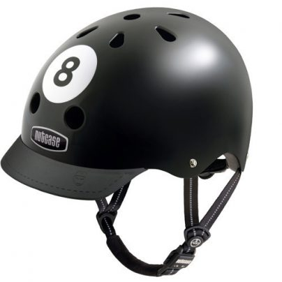 8 Ball Helmet