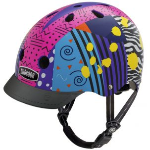 Totally Rad Helmet Nutcase