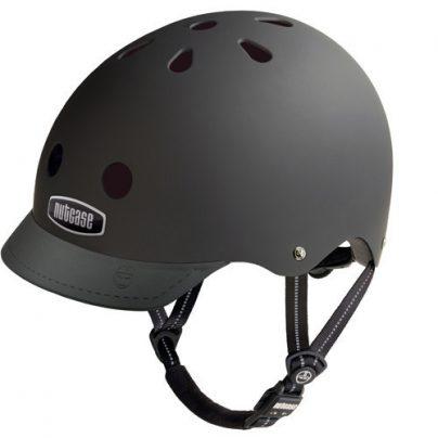 Blackish Matte Helmet