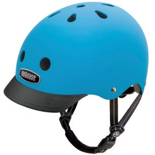 Bay Blue helmet Nutcase
