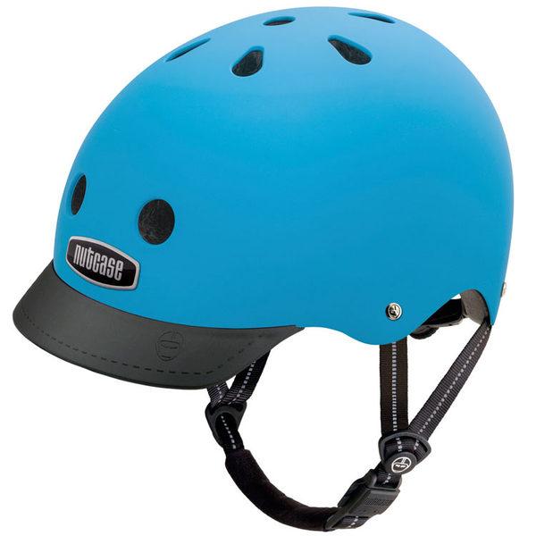Bay Blue helmet Nutcase