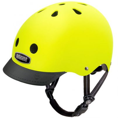 Lightning Yellow Helmet