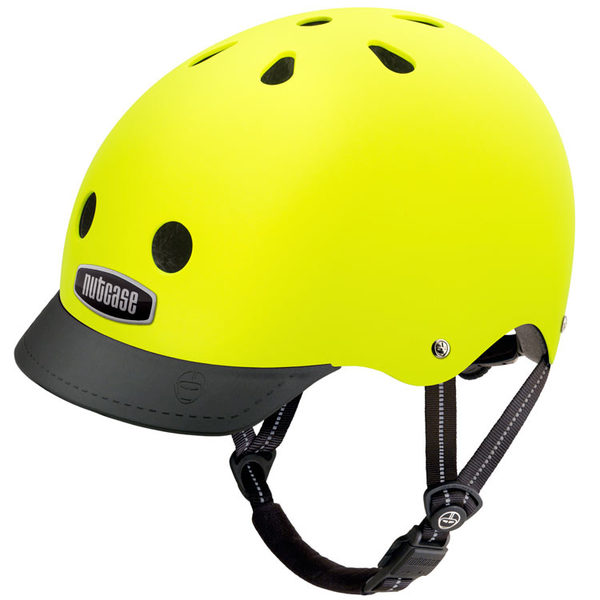 Lightning Yellow Helmet Nutcase