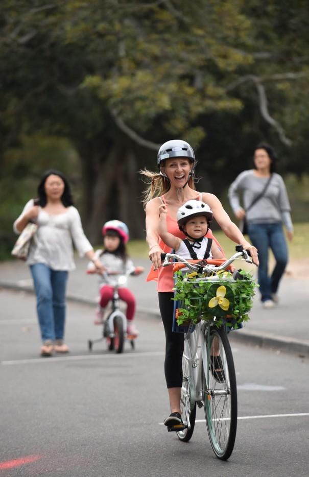 Sydney Rides Festival fun