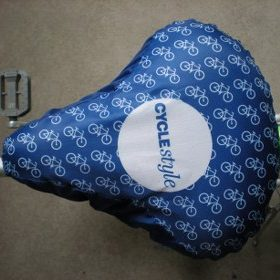 Waterproof Bike Saddle Cover