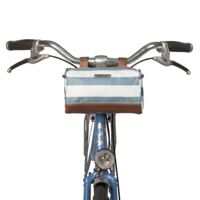 Kinga Handlebar Bag – Sky Stripes