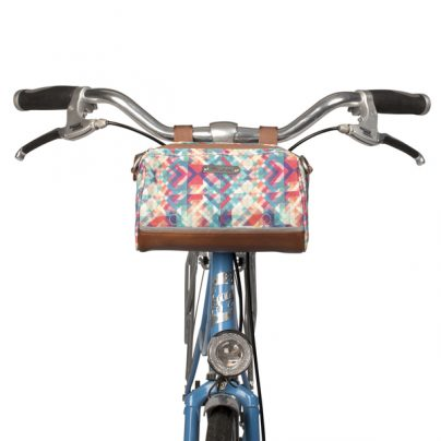 Kinga Handlebar Bag – Mosaic