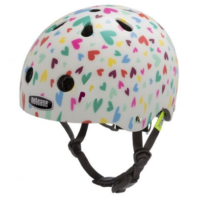Happy Hearts Baby Nutty Helmet