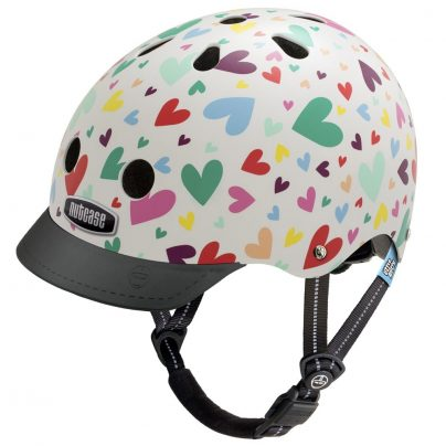 Happy Hearts Little Nutty Helmet