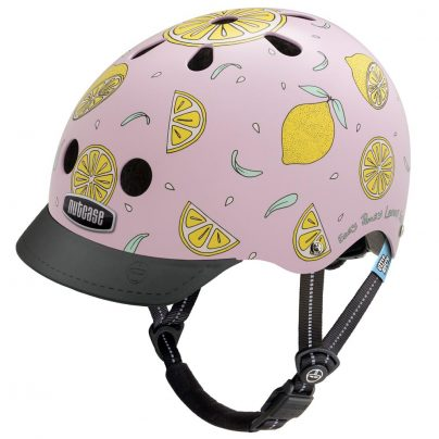 Pink Lemonade Little Nutty Helmet