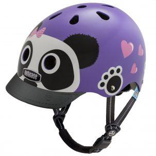 purple panda little nutty
