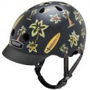 hawaiian shirt bike helmet