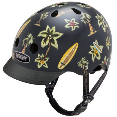Hawaiian Shirt Helmet