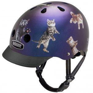 space cats helmet