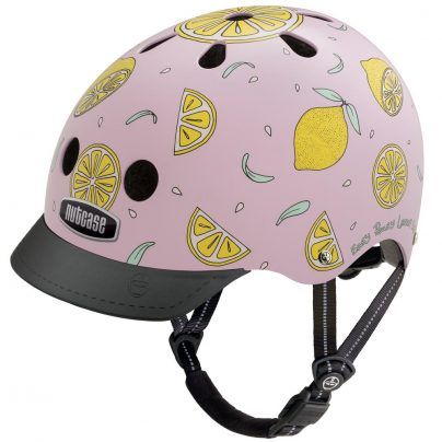 Pink Lemonade Helmet