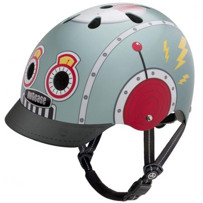 Tin Robot Helmet