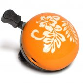 Hula Orange Bike Bell available from CycleStyle Australia