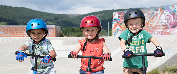 Buy bike helmets for children and adults online at Cyclestyle