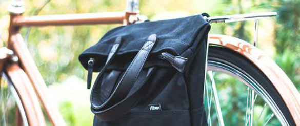 Buy bags and panniers for cyclists online at Cyclestyle