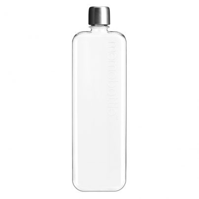 Memobottle Slim Reusable Water Bottle